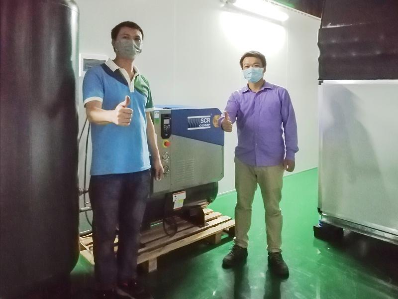 熔喷布配套空压机厂家