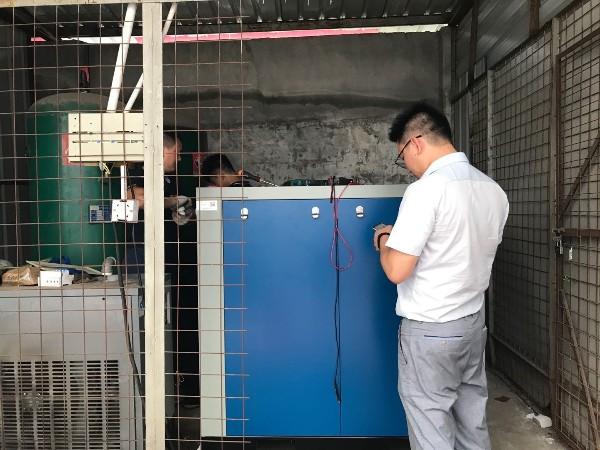 深圳低压空压机