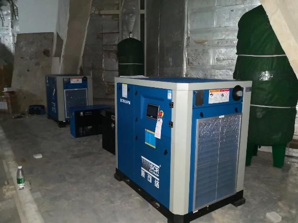 市面上畅销的熔喷布配套空压机50HP是怎样的?