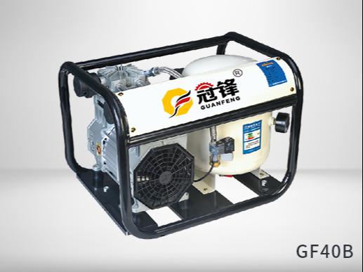 冠锋GF40B单机头空压机