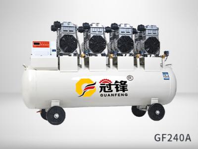 冠锋GF160A三机头空压机