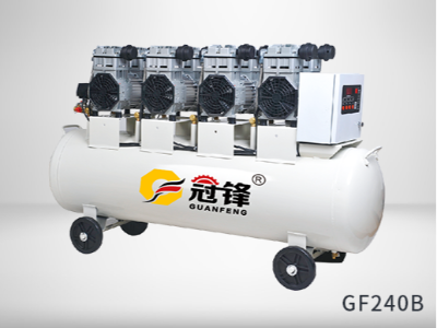 博猫平台-冠锋GF240B四机头空压机