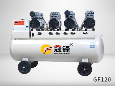 博猫平台-冠锋GF120四机头空压机
