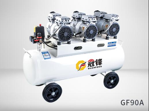 冠锋GF90A三机头空压机