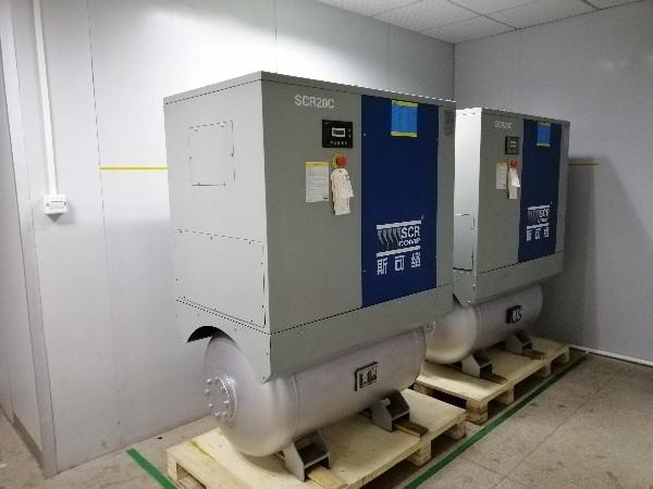 深圳激光切割空压机要配后处理吗?