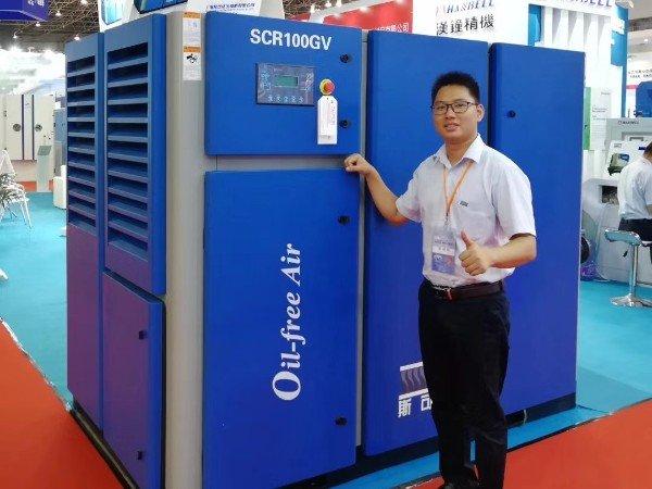 广州无油空压机什么牌子好?