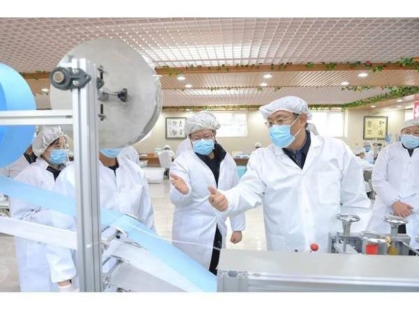 广东省鼓励口罩生产,医用无油空压机与此同行!